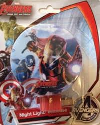 Avengers Assemble Night Light Amazon Com Children Character Themed Night Lights Avengers