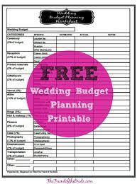 free wedding budget worksheet free wedding planning budget worksheet elegance ever after