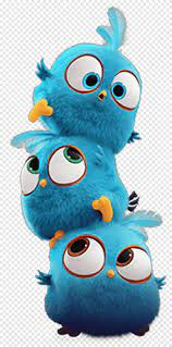 Three teal animated birds illustration, Angry Birds POP! Angry Birds 2 Angry  Birds Space Angry Birds Epic, Angry bird, animals, textile png