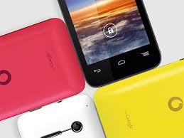 Vodafone Smart 4 Mini in Bildern ...