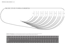 Birkenstock Size Chart For Kids Birkenstock Shoe Size Chart Download Printable Pdf