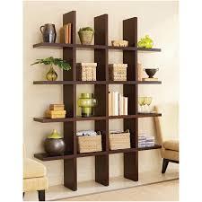 Living Room Bookshelf Bookshelves As Room Dividers Ideas Living Room Dining Divider