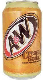 <b>Напиток газированный A&W</b> Cream Soda Корневое пиво Крем ...