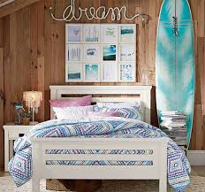 Small Picture BedroomBeach Themed Bedroom Wooden Wall Natural Wall Pattern