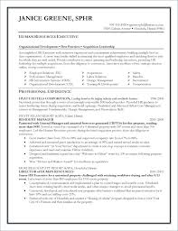 Dcs Engineer Sample Resume Interesting Hr Resume Examples Generalist Buildbuzz