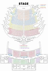 Fisher Theater Detroit Seating Chart Unfolded Cadillac Palace Seating Chart Fisher Theatre
