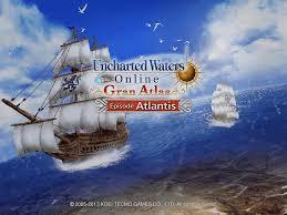 Uncharted Waters Online Charting Uncharted Waters Online Episode Atlantis