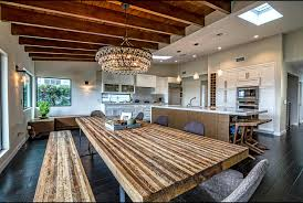 modern mansion dining room. Living Room And Dining Divider Modern With Rustic Wood Bench Paneled Ceiling Mansion