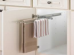 modern towel rack. Kitchen Towel Racks For Cabinets Modern Bar Cabinet Pull Out Rack