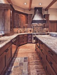 eye catching rustic kitchen cabinets. Find And Save Ideas About Rustic Kitchen Cabinets. Hickory Cabinets Design Wood Flooring Pendant Lights. See More Eye Catching