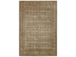 surya paramount rectangular dark brown tan pale blue area rug