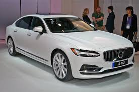 2018 volvo sedan. fine sedan 2018 volvo s90 front three quarter inside volvo sedan