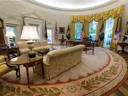 the oval office white house. The Oval Office White House L