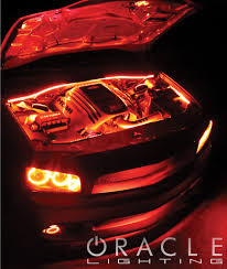 Red Oracle Lights Oracle Engine Bay Led Lighting Kit