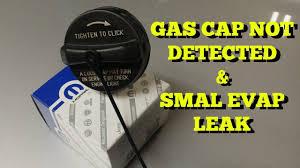 Chrysler Aspen Gas Cap Light Reset Gas Cap Check Engine Light And Small Evap Leak Fix