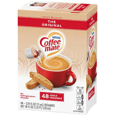 Nestle coffeemate coffee creamer hazelnut liquid creamer singles pack of 200 * for more information, visit image link. Coffee Mate The Original Liquid Coffee Creamer Single Creamers 48 3 8 Fl Oz Creamers Hy Vee Aisles Online Grocery Shopping