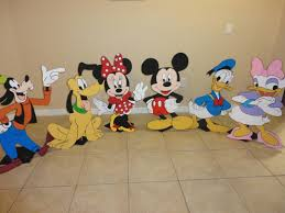 Mickey Mouse Clubhouse Bedroom Accessories Mickey Mouse Clubhouse Birthday Decoration Photo Props 3 Ft
