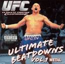 UFC: Ultimate Beatdowns, Vol. 1 [Enhanced]