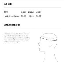 Poc Helmet Size Chart Poc Octal Aero Raceday Helmet Navy Black