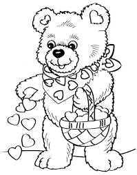 Free Printable Valentine Coloring Pages For Kids This Is Free