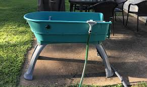 professional dog grooming tubs