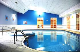 Indoor Swimming Pool Design Ideas For Your Home With Lighting A Guide Home  ...