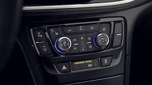 buick encore interior. 2018 buick encore compact luxury suv climate controls interior
