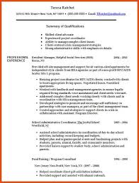 Targeted Resume Moa Format
