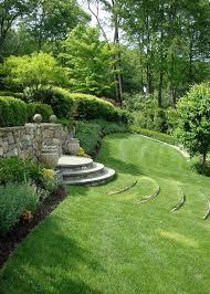 Gartengestaltung In Hanglage 30 Ideen F R Begr Nung