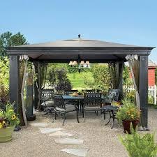 Backyard Canopy Gazebo 5DUXLK9