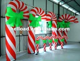 large candy cane decorations candy cane centerpieces ideas candy cane crafts homemade