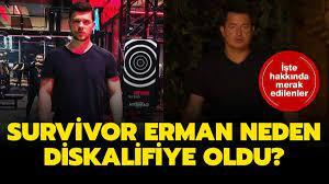 Survivor Erman diskalifiye mi oldu, elendi mi? Survivor Erman Altıkardeş  kimdir, kaç yaşında? İşte merak edilenler!