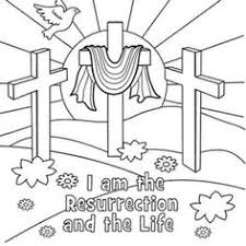 Free Coloring Pages For Easter Religious Brilliant Christian Easter