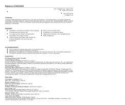 Esthetician Resume Examples Images Unique Templates Template