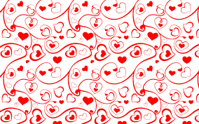 Heart Pattern Gorgeous Heart Pattern Wallpaper Gallery