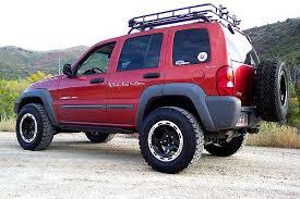 2006 Jeep Liberty Tire Size Chart 02 Jeep Liberty Tire Size Auto Guide