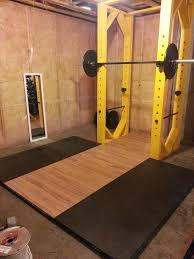 diy squat rack