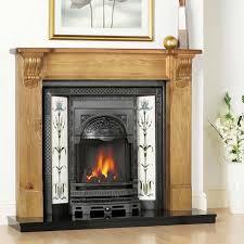 aston integra cast iron fireplace insert