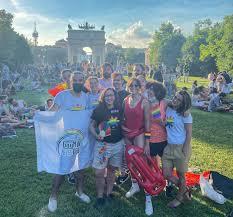 FOTO – L'evento finale della Milano Pride Week 2021 all'Arco della Pace