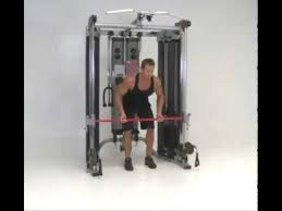 Life Fitness G7 Cable Motion Gym Youtube