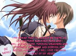 Anime Love Quotes Adorable Anime Love Quotes Wallpaper The Glitter