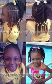 Hairstyles For Kids Girls 49 Amazing BEADS BRAIDS AND BEYOND PLATS LITTLE GIRL HAIRSTYLES BRAIDS