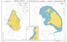 Nautical Chart Caribbean Sea Gulf Of Mexico Maritime