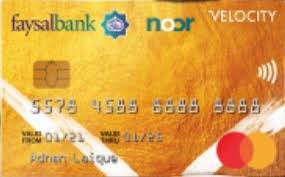 Maybe you would like to learn more about one of these? Faysal Bank Islami Noor World Credit Card Mawazna Com