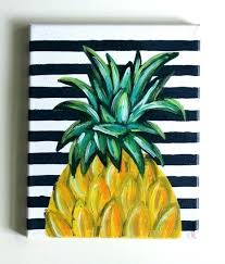 easy canvas painting ideas paint for best simple interior design animals decorative home sma