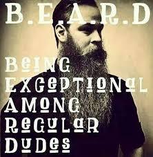Beard Quotes Cool 48 Manly Beard Quotes And Sayings To Feel The Attitude