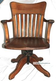 desk chair wood. Vtg Early 1900 \u0027 S Milwaukee Chair Wooden Industrial Office Desk . Wood I