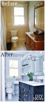 Best Images About Before And Afters On Pinterest - Before and after bathroom renovations