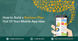 Business Plan App How To Build A Business Plan Out Of Your App Idea Appfutura