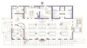 senior citizen day care center floor plans